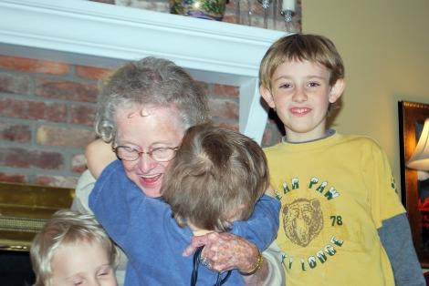 Kids and Gran